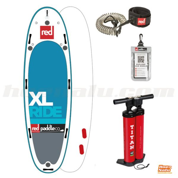 Red Paddle Co Ride XL. El big SUP por excelencia.