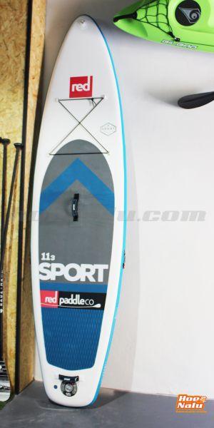 RedPaddle Co Sport 11'3''x32'' de Test