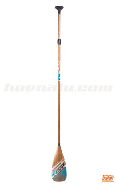 NSP 75% Carbon Bamboo Adjustable paddle