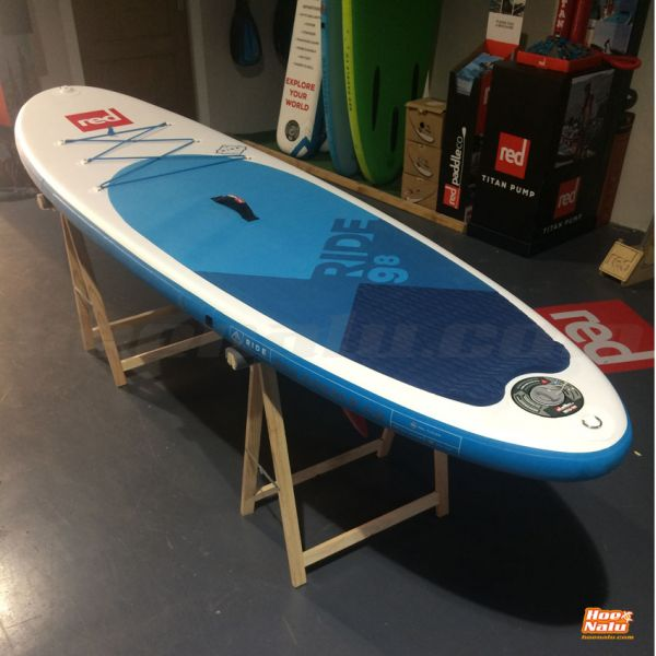 "Red Paddle Co Ride 9'8""x31"" RSS"
