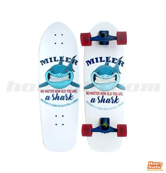 "Surf  Skate Shark 31,5"""