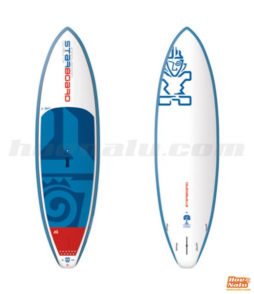 Starboard SUP Pro 8'5″ x 29″ Pro Starlite 2018