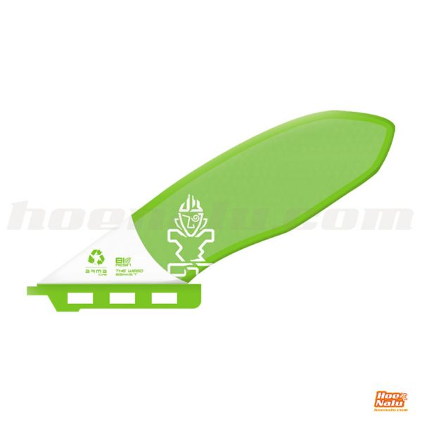 Starboard Quilla The Weed Arma Core Bio Resin Green