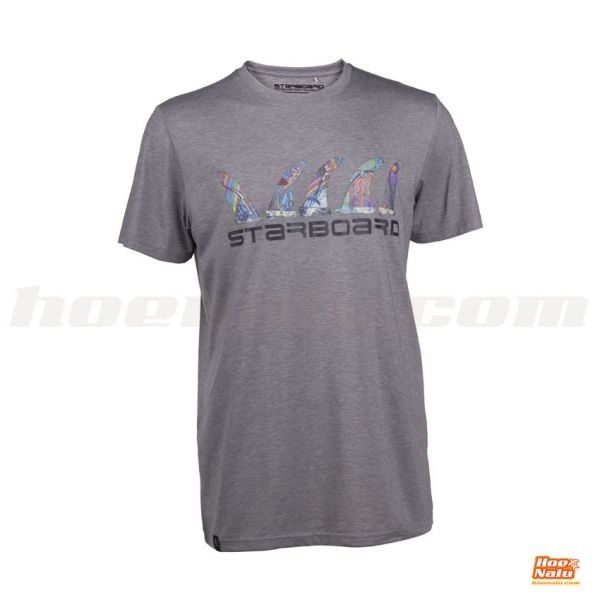 Starboard Graphic Fin Tee
