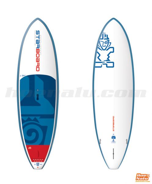 "Starboard SUP Wide Point 9'5""x32"" Starlite 2018"