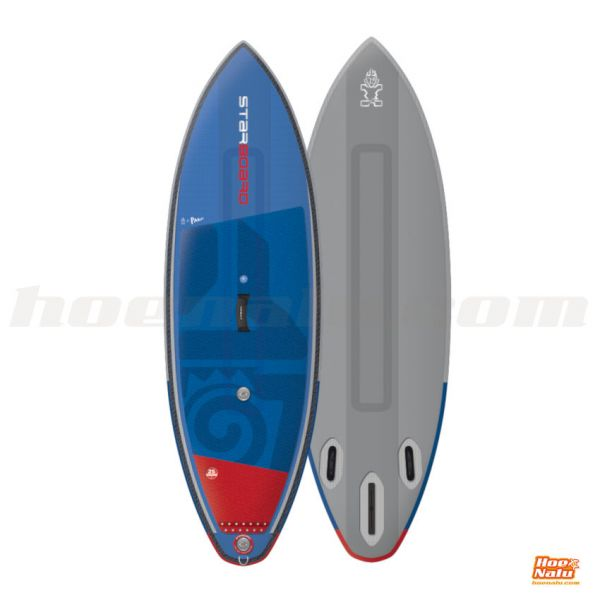 "Starboard SUP 8'0x29"" Surf Deluxe DC"
