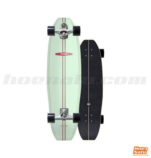 """SurfSkate Carver 35.5"""" Tyler Riddler"""