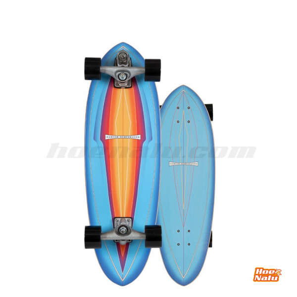 "SurfSkate Carver 31"" Blue Haze"