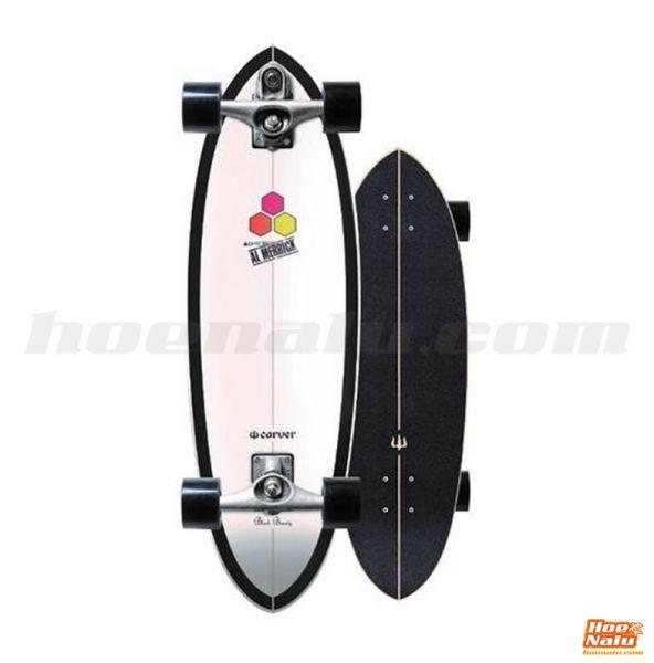 SurfSkate Carver 31.75″ CI Black