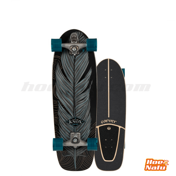 """SurfSkate Carver 31.25"""" Knox Quill"""