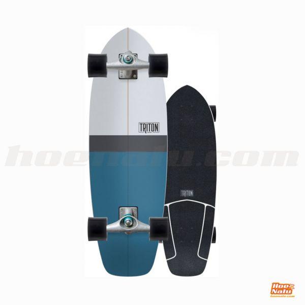 "SurfSkate Triton 31"" Blue Horizon"