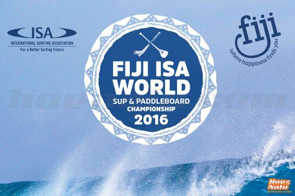 Campeonato del mundo de Stand Up Paddle 2017 en Fiji