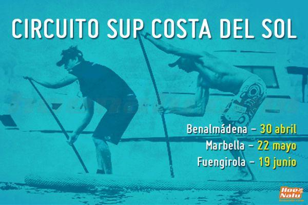1er Circuito de Paddle Surf de la Costa del Sol