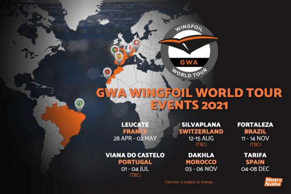 GWA Wing Foil World Tour 2021