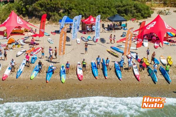 Liga Fesurfing SUP Race Andalucía y Mediterráno 2021
