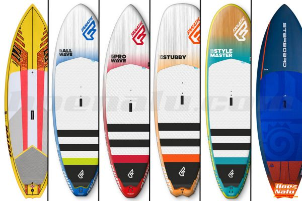 Como elegir tu tabla de SUP Surf