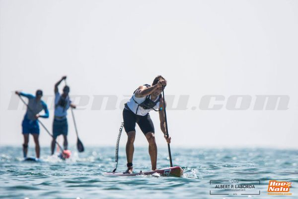 Interview with Pablo Ania, new Spanish SUP Race Champion