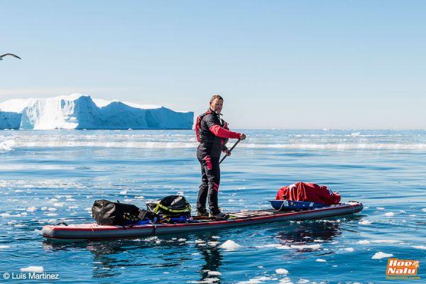 10 consejos para preparar tu expedición de SUP