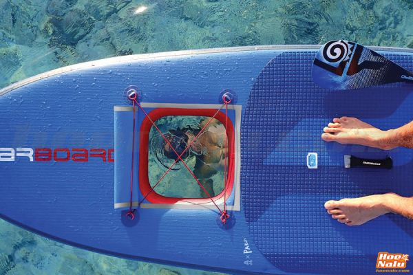 Answer the questions about inflatable boards