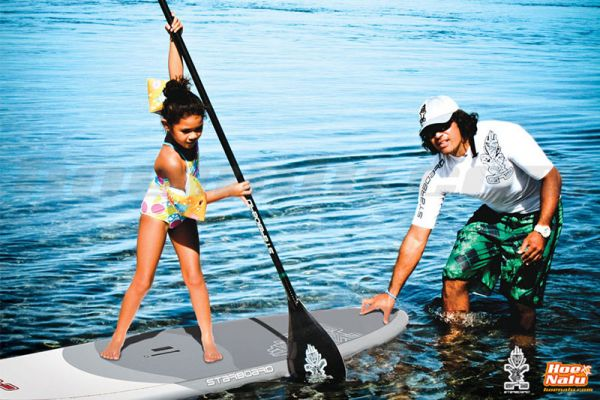 How to choose your first SUP board