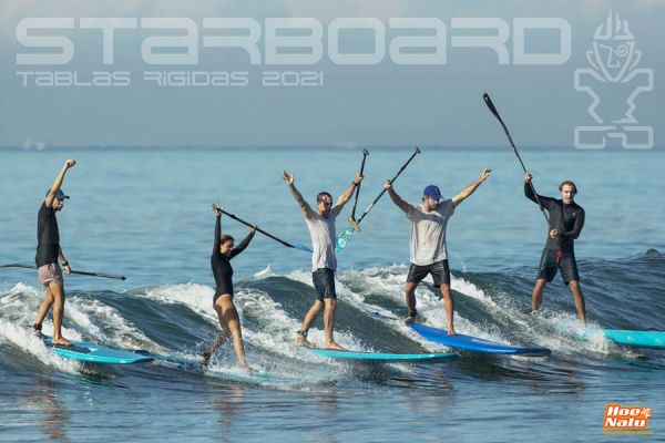 Starboard - Tablas rígidas 2021