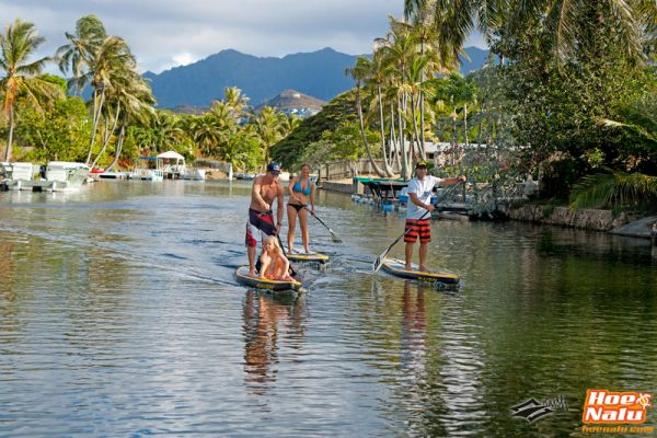Lugares donde practicar el Stand Up Paddle