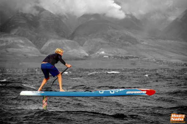SUP Foil, last tendency in Paddle Surf
