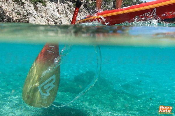 Vocabulario de Paddle Surf: el remo de SUP