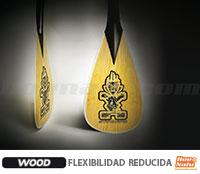 Enduro Wood Paddle